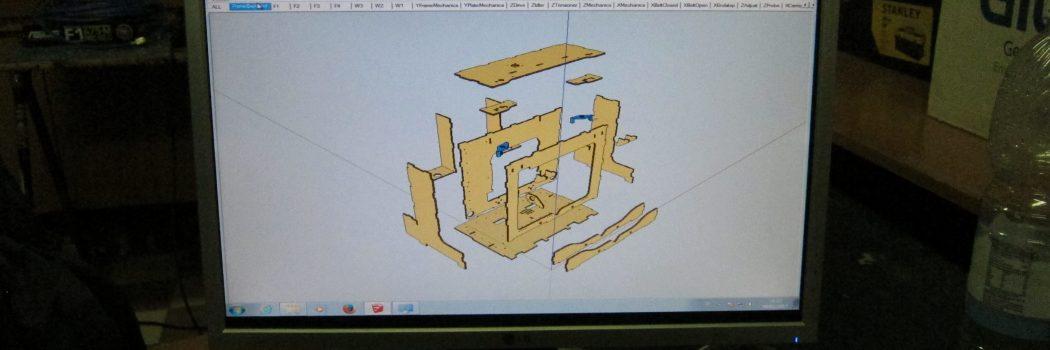 Costruiamo una stampante 3D!