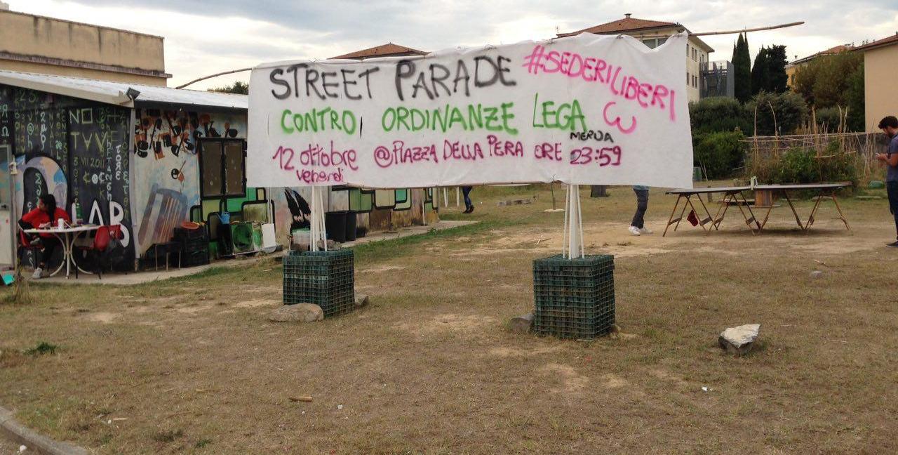 STREET PARADE #SEDERILIBERI
