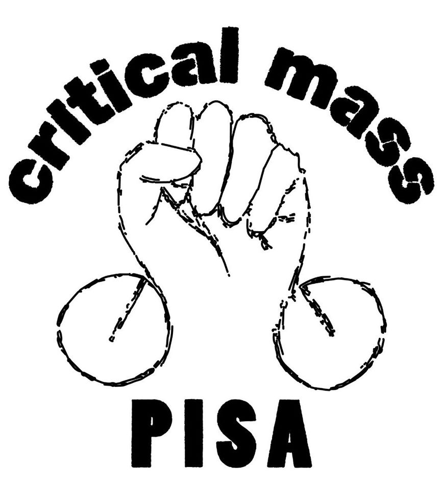 Logo Critical Mass Pisa